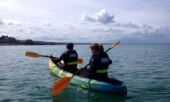 Kayak Lesson In Skerries