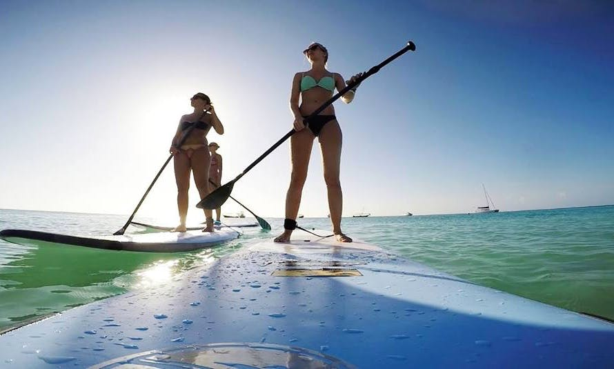 SUP Lesson And Rental In Nungwi