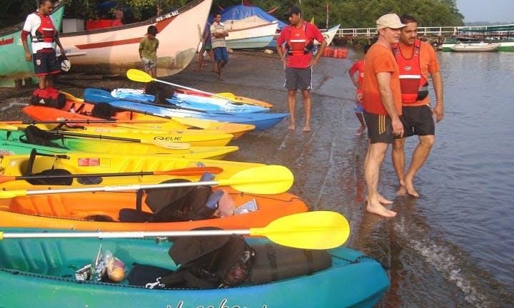 Goa (Kayaking)