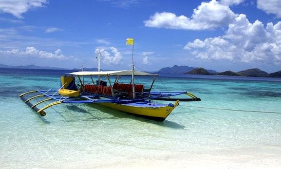 Philipino Boat In Mandaue City