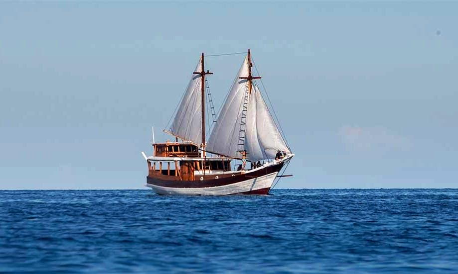Gilis - Komodo - Gilis Diving & Snorkeling Liveaboard with KIRA KIRA