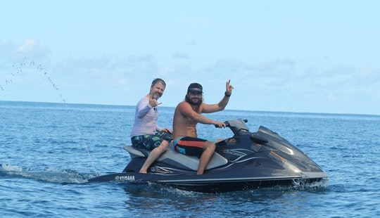 Hire And Ride A Yamaha Jet Ski For 2 Person In Sumatera Barat, Indonesia