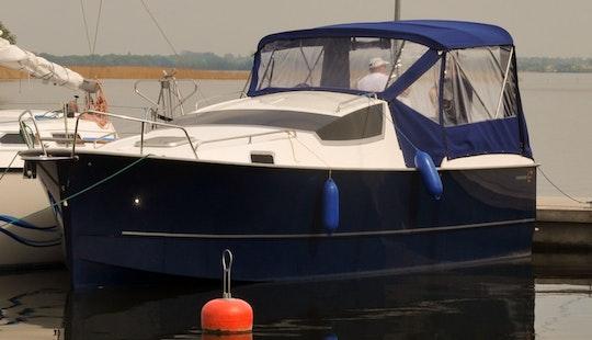 Rent Nexus 850 Yacht In Wilkasy