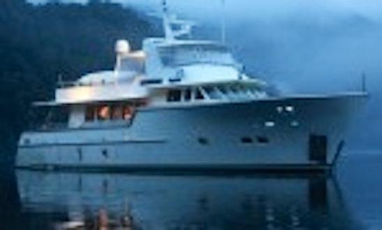 75' Passenger Boat Charter In Stewart Island, New Zealand
