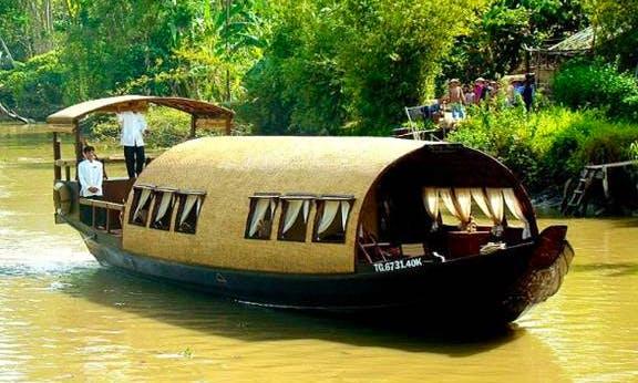 Private Cruises on Mekong River, Hanoi
