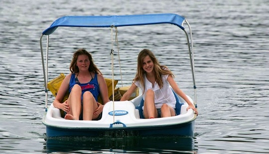 Pedal Boat Hire In Narooma