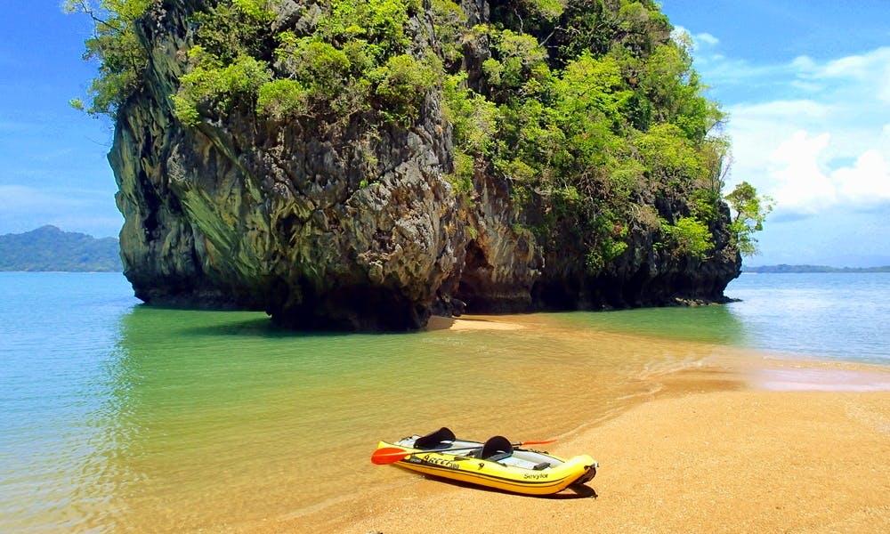 Tambon Ko Lanta Noi (Kayak Tour)