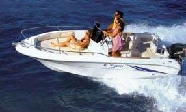 Bowrider Rental in Cefalu, Italy
