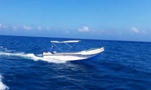 19'  Dive and Tour Boat n Kalpitiya, Sri Lanka