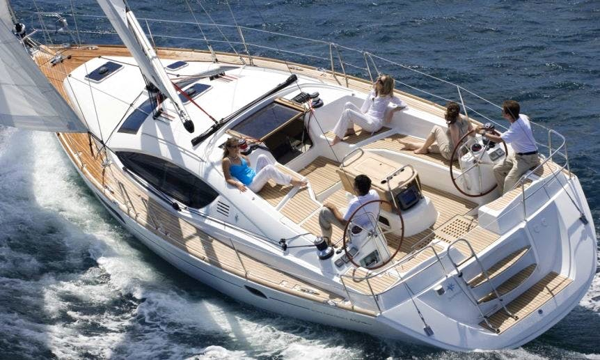 Go Sailing in Primošten, Croatia with an Experienced Captain for €1,561 per week!