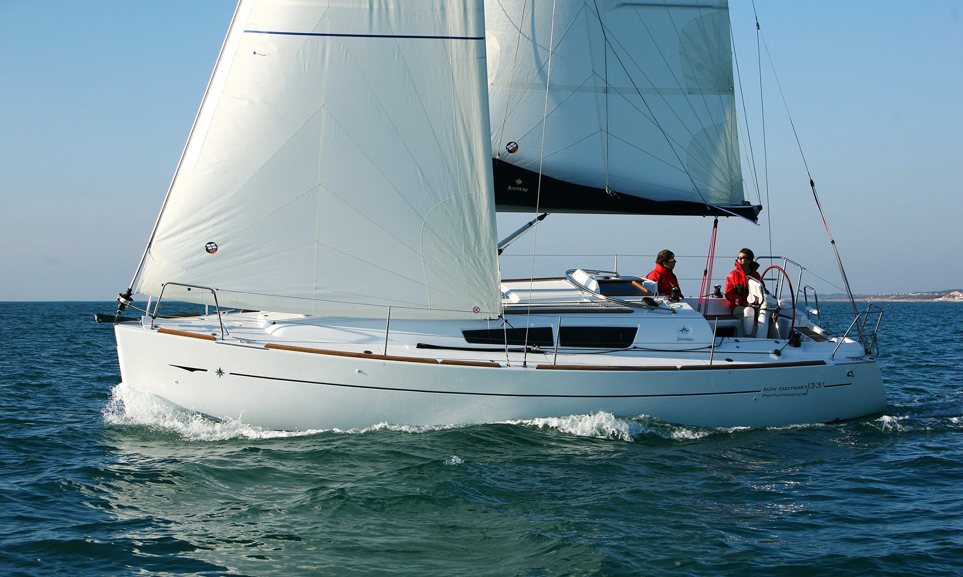 Hit the Water in a Sun Odyssey 33i Cruising Monohull Charter for 7 People in Primošten, Croatia