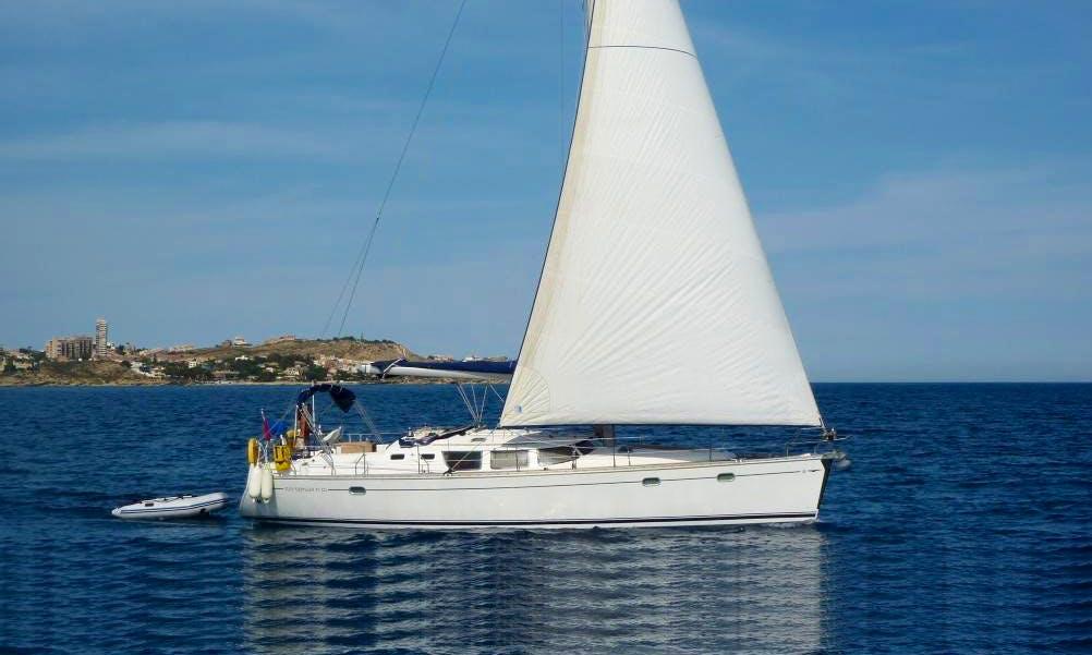 Go Sailing in Primošten, Croatia with Friends on a Beautiful Yacht!