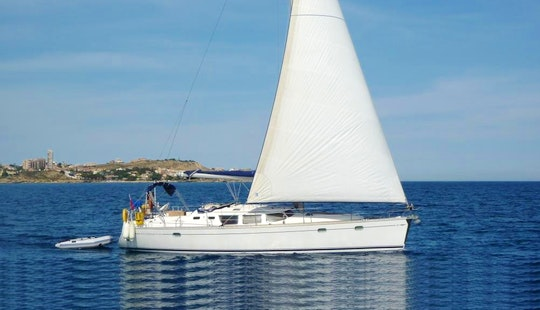 Go Sailing In Primošten, Croatia With Friends On A Beautiful Yacht!