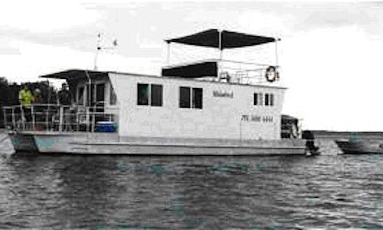 40' Houseboat