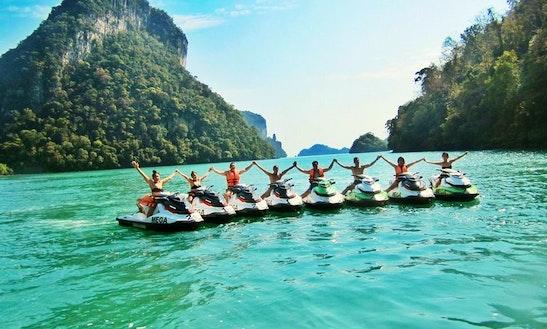 8 Island Jet Ski Tour In Langkawi, Malaysia