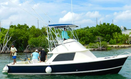 Sport Fisherman Fishing Charter In George Town, Cayman Islands