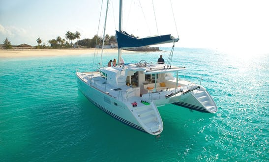 Captained Charter On Lagoon 440 Cruising Catamaran In Cartagena, Bolivar