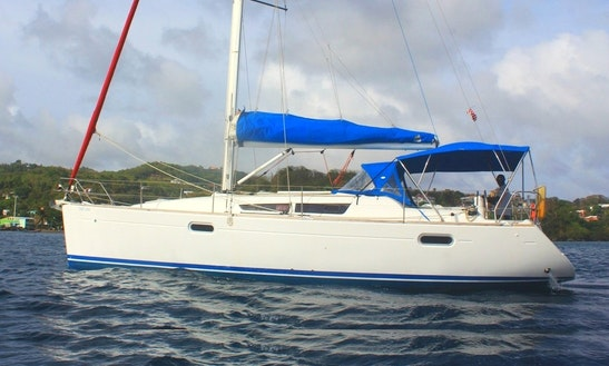 'crazy Love' So39i Jeanneau Charter In Arnos Vale