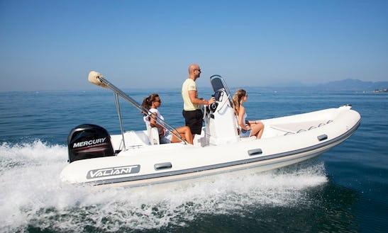 Valiant Classic 580 Rib Charter In La Rochelle