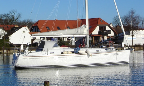 37' Sailing Yacht For 6 Person In Schleswig-holstein, Germany