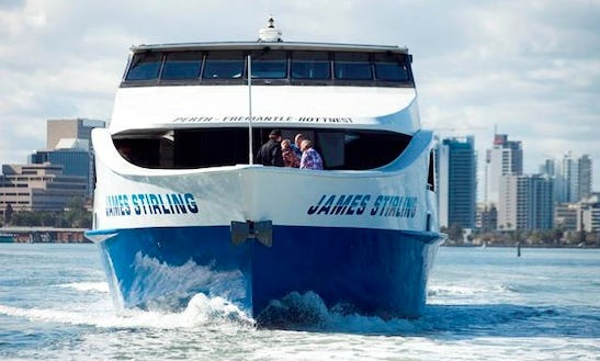 'james Stirling' Scenic Boat Cruise & Charters In Perth