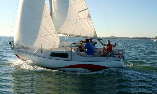Rent A 37' Sailing Boat In La Rochelle, France