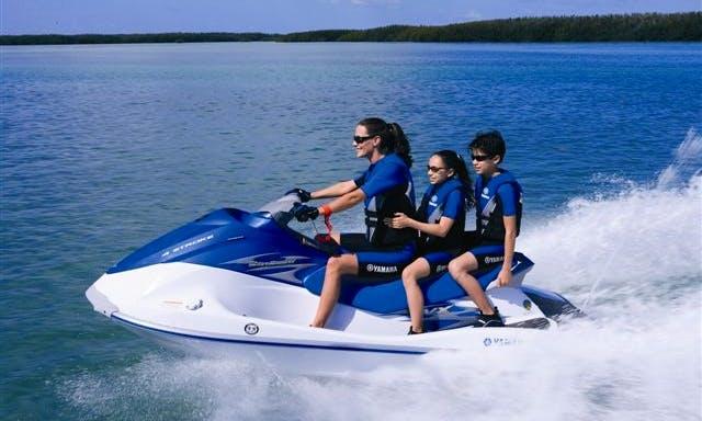 Hire 3 Seater Jet Ski In Noosaville, Australia