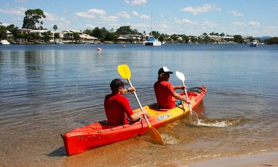 Hire Double Kayaks In Noosaville
