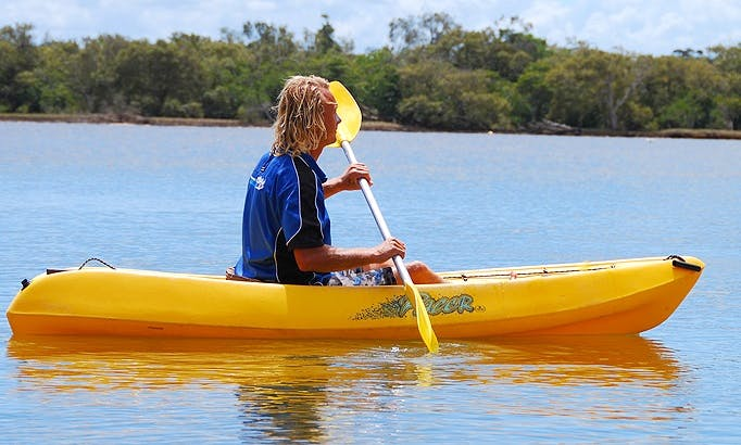 Hire Kayaks In Noosaville