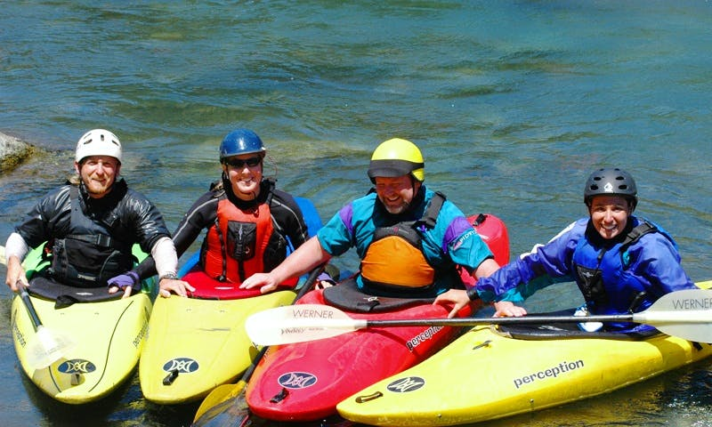 Kayaking Trips in Providencia, Chile