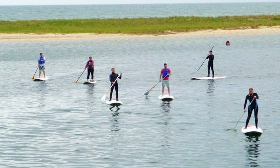 Sup Lesson And Rentals In Barnstable