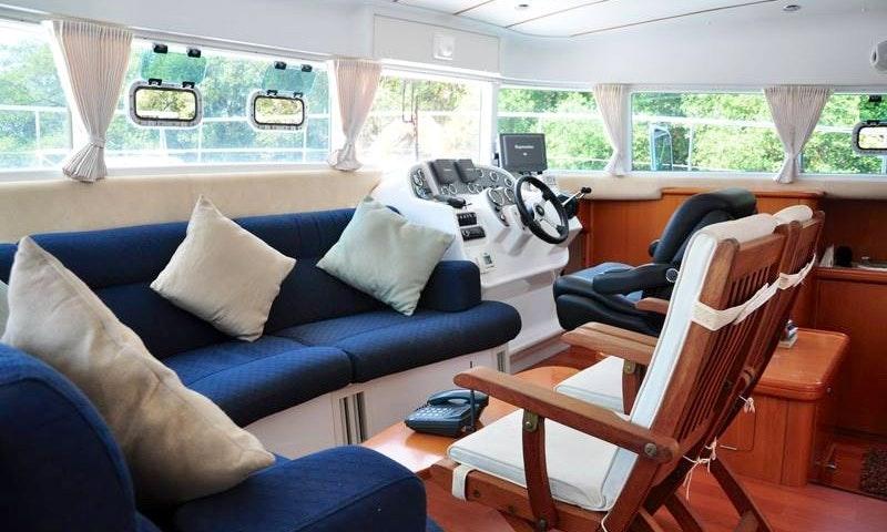 Lady M Luxury Yacht Charters In Goa Getmyboat