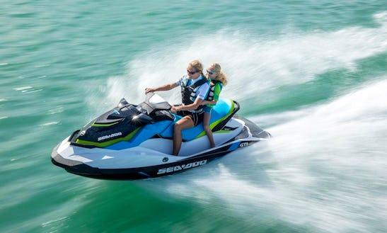 Seadoo Jet Ski Rental In Dubrovnik, Croatia