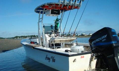 22' Center Console Charter in Biddeford, Maine