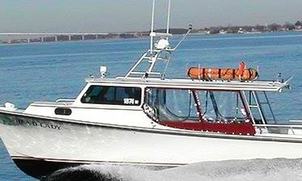 46ft head boat fishing charter in 1 solomons island for Md fishing charters