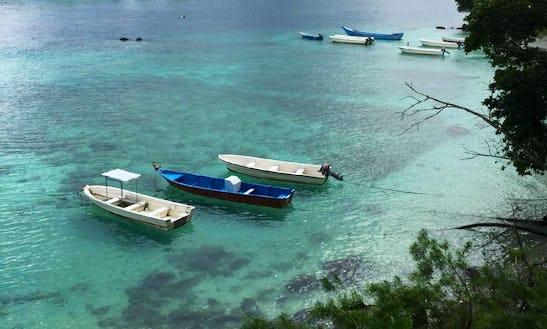 Dinghy Boat Rental In Indonesia