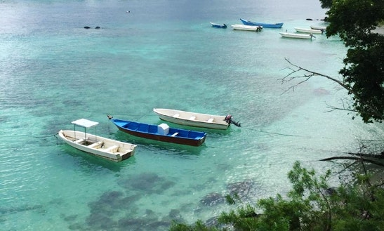 Dinghy Boat Rental In Indonesia
