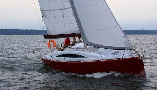 2011 Sedna Cruising Monohull Charter In Warmińsko-mazurskie, Poland