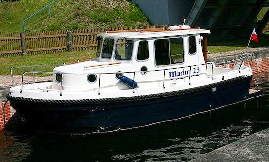 Marim 23 Yacht Charter In Poland