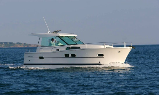 Nautica 1000 Yacht Charter In Poland