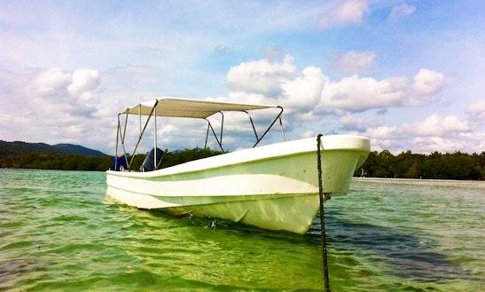 Motor Yacht Rental In Puerto Princesa