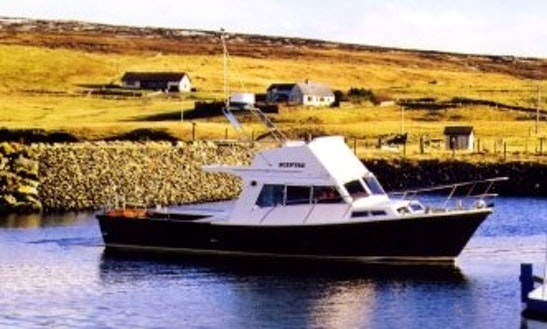 Power Boat Trips In Bixter, United Kingdom