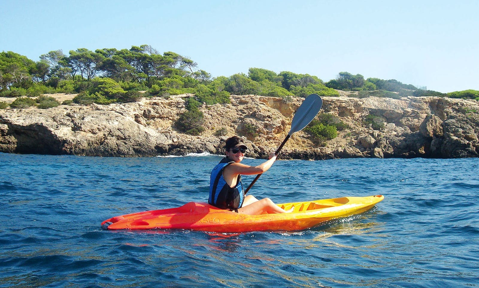 Kayak Tours In Mal Pas-Bon Aire