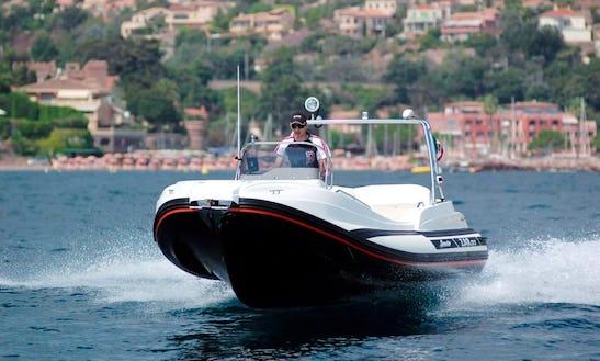 Rent Zar 57 Boat In Zagreb