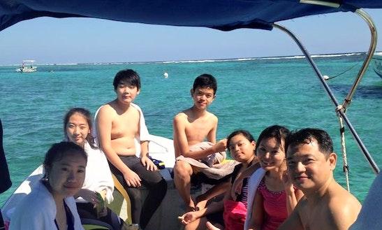 Seaworthy Snorkeling Tours In Caye Caulker, Belize