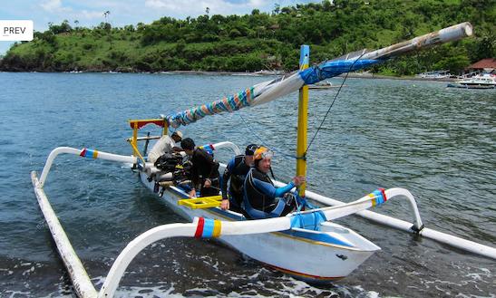 Tasik (passenger Boat)