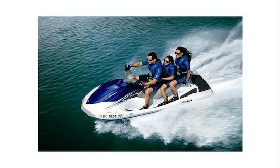 Personal Watercraft Rental In Cap Martinet