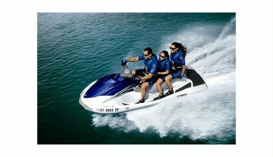 Personal Watercraft Rental In Cap Martinet
