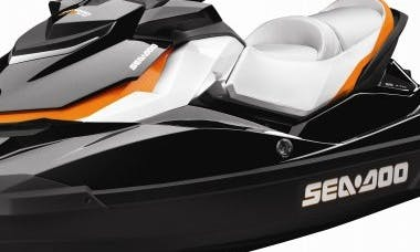Ride this SeaDoo Jet Ski for 3 Person in Ibiza, Spain