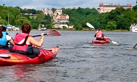Kayak Rental In Richmond